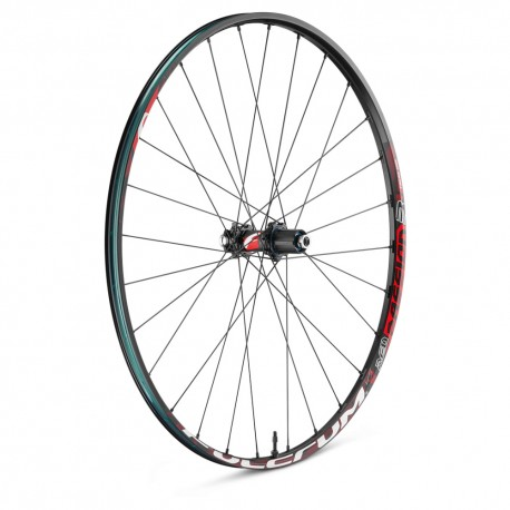 RODAS FULCRUM MTB RED PASSION 3 29 6F (PAR) QR+KIT HH15/100-QR+K