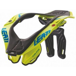 BRACE LEATT GPX 5.5 LIME - L/XL