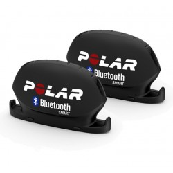 POLAR KIT SENSORES CYCLING SPEED + CAD BT SMART