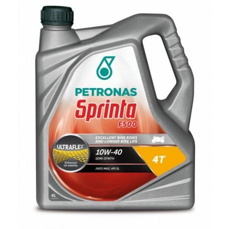 PETRONAS SPRINTA F500 4T 10W-40 - 4 L
