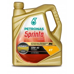 PETRONAS SPRINTA F900 10W-40 - 4 L